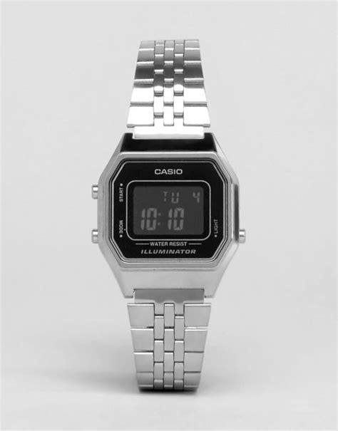 orologio casio piccolo casio casio la680wega orologio piccolo digitale con