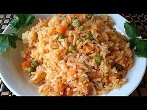 ARROZ ROJO [DELICIOSA RECETA] - YouTube