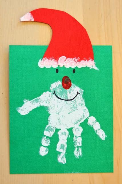 25 unique crafts for toddlers ideas on 286 | e7c6319dc99a0a974577daede3ab9a4f santa crafts christmas crafts for kids