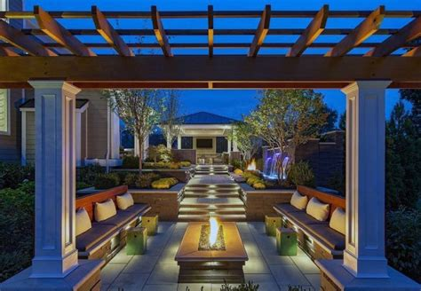Best Patio Designs by Top 60 Best Cool Backyard Ideas Outdoor Retreat Designs