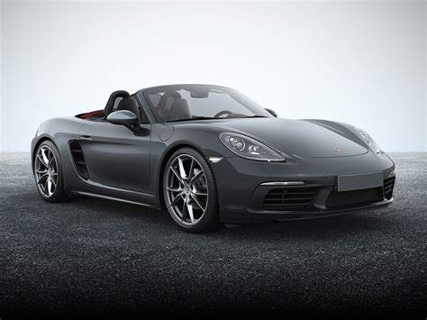 porsche car 2018 new 2018 porsche 718 boxster price photos reviews