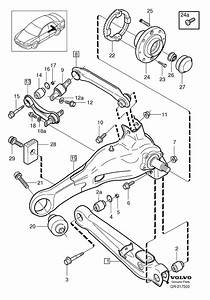 Volvo S40 Control Link  Dynamic  Comfortdynamic