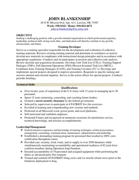 Putting Clearance On Resume by Forklift Operator Resume