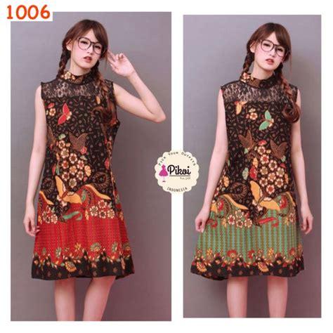 dress batik modern  lengan dress batik pesta