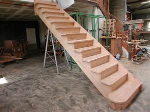 Escalier Droit Bois : quelques liens utiles ~ Premium-room.com Idées de Décoration