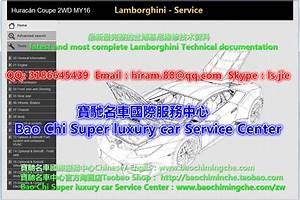 Fs  Full Set Lamborghini Workshop Manual Wiring Diagram