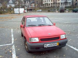 Concessionnaire Opel 93 : opel corsa a cc c14nz bj 1993 details ~ Gottalentnigeria.com Avis de Voitures
