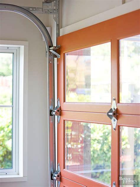 cool garage conversions  copy immediately orange color