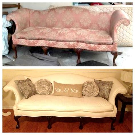 Companies That Reupholster Furniture by How To Reupholster Your Sofa Design Ideas