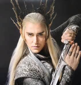 Hobbit Elf King Thranduil