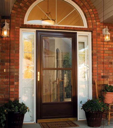 Storm Doors  Thermobilt Windows & Doors