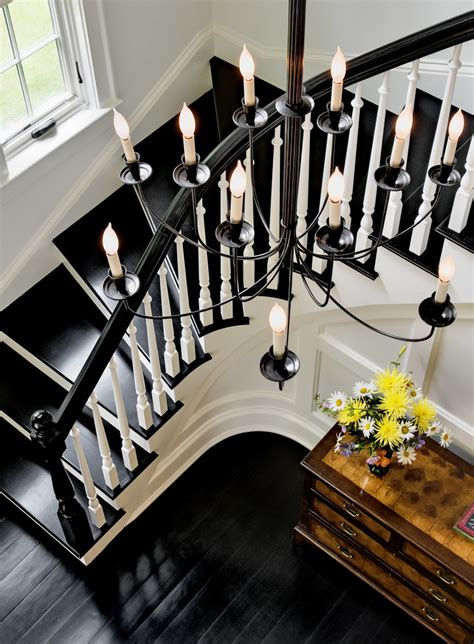 home interiors candle here s how to glam out your staircase and skyrocket your