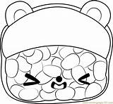 Coloring Eggbert Tamago Num Pages Noms Coloringpages101 sketch template