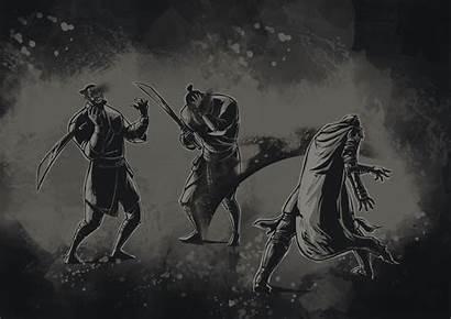 Shadow Souls Twin Powers Shadows Aragami Power