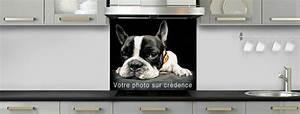 C Macredence Com : cr dence de cuisine votre photo sur mesure fond de hotte ~ Nature-et-papiers.com Idées de Décoration