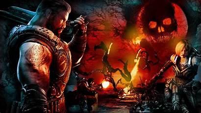 Gears War Wallpapers Destruction Brothers Judgment Warrior