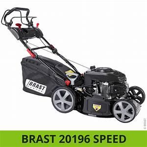 Benzinrasenmäher Mit Radantrieb Und Elektrostart : brast 20196 speed test benzin rasenm her ~ Buech-reservation.com Haus und Dekorationen