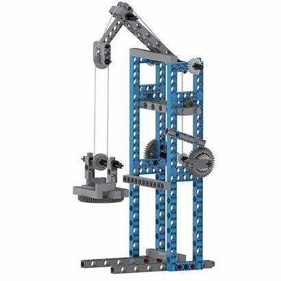 Machines Simple Purdue Engineering Toys Inspire Added