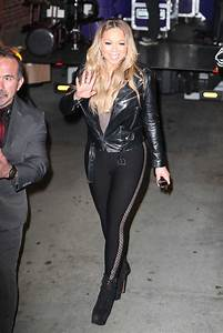 Mariah Carey Was Seen Out In Los Angeles 02152017