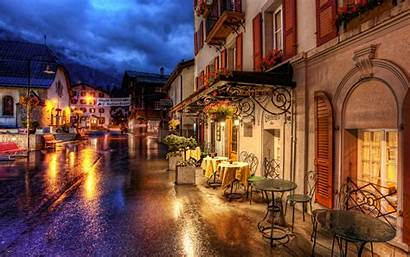 Romantic Place Places Dinner Wallpapers