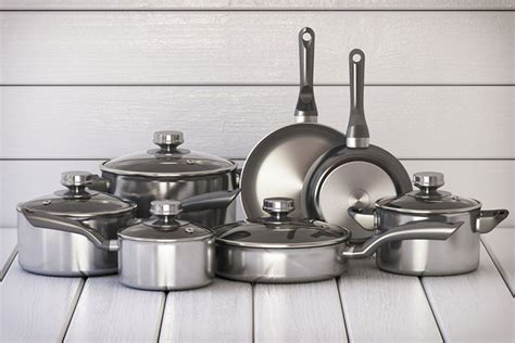 aluminum  stainless steel cookware full comparison sep