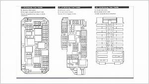 2002 Mercedes C240 Fuse Box Diagram