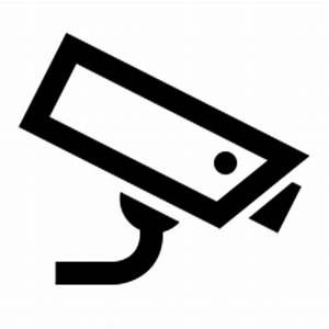 Surveillance Camera Icons Noun Project