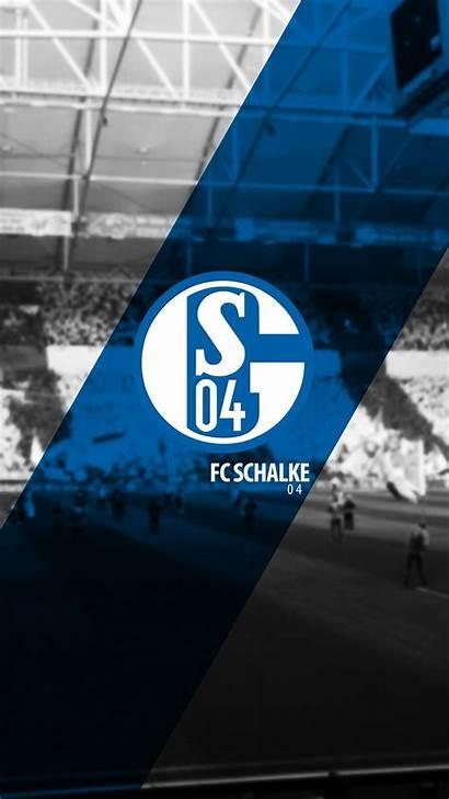 Thin Line Police Schalke Wallpapers Fc Football