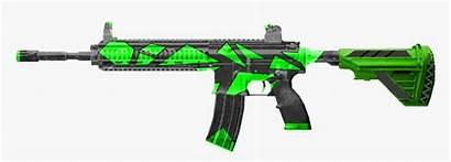 Pubg M416 Mobile Gun Skin Transparent Guns