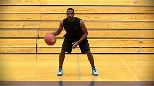 BASKETBALL DRIBBLE DRILL : The Stationary Seesaw Drill ...