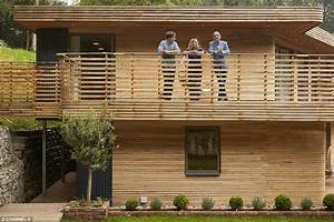 Grand Designs couple create a 'glorious' woodland home of ...