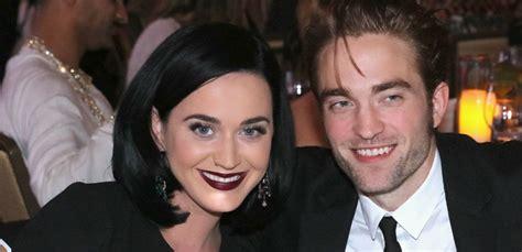 Robert Pattinson Dating Katy Perry