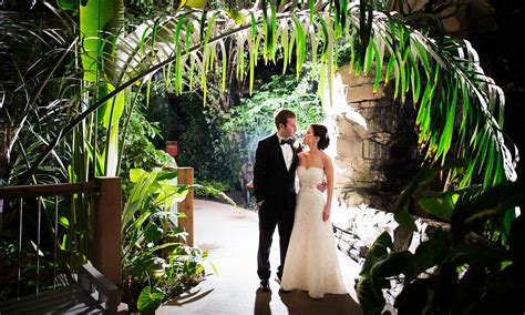 weddings phipps conservatory and botanical gardens
