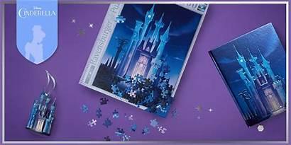Castle Disney Cinderella Shopdisney Release Limited Soon