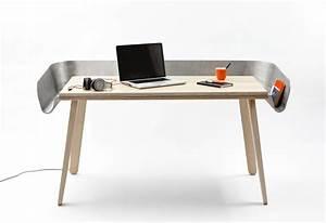Functional work desk homework by tomas kral for Work desks home