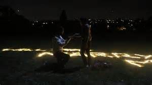 best wedding proposals is this the most in meet the whose dramatic candlelit was