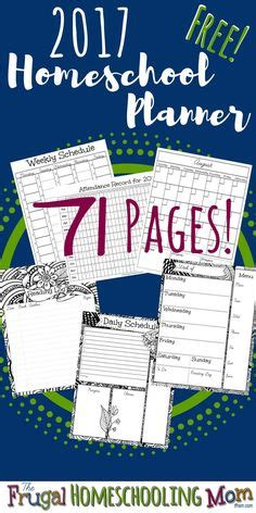 270 Homeschool Planner ideas | homeschool planner ...