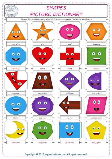 body parts esl printable vocabulary worksheets