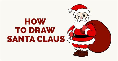 best drawi g of santa clause with chrisamas tree how to draw santa claus in a few easy steps easy drawing