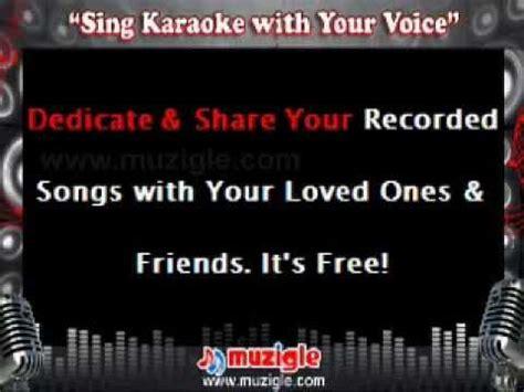 Panchadara Bomma Bomma (magadheera)  Karaoke Song With