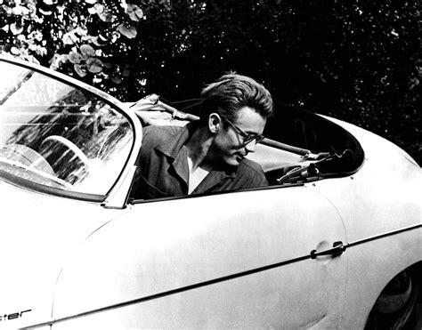 classic celebrity car coolness james dean