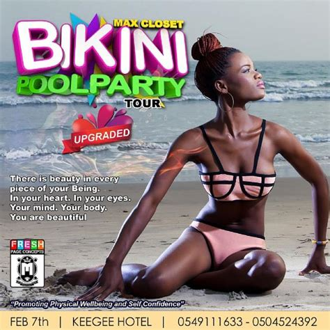 By Popular Request: The Hottest Bikini Pool Party Tour