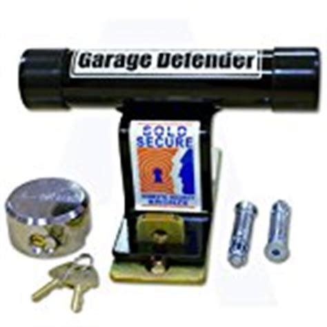 master lock 1490eurdat antivol pour porte de garage