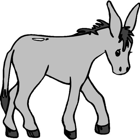 donkey clipart   cliparts  images