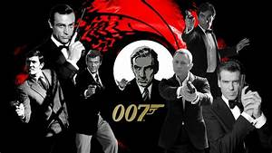 James Bond 007 Wallpapers - Wallpaper Cave