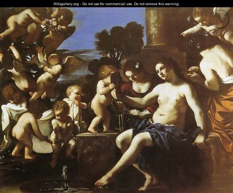 the toilet of venus the toilet of venus guercino wikigallery org the largest gallery in the world