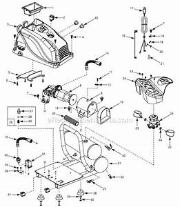 Campbell Hausfeld Fp260200 Parts List And Diagram
