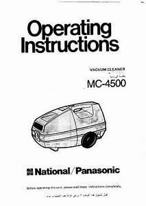 Panasonic Mc