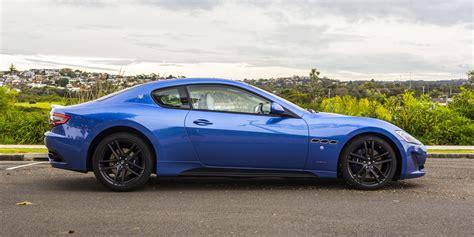 Maserati Reviews 2015 by 2015 Maserati Granturismo Mc Sportline Review Caradvice