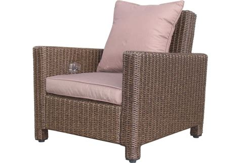 Famous Home Rattan Lounge Loungesessel 86cm Sessel Sofa
